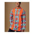 Butterick Pattern B6644 Men\u0027s Shirt-Size S-M-L
