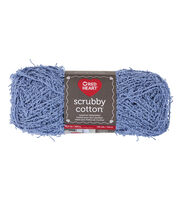 Red Heart Scrubby Cotton Yarn, , hi-res