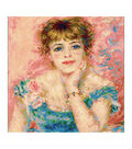 RIOLIS Counted Cross Stitch Kit 11.75\u0022X15\u0022-Portrait Of Jeanne Samary