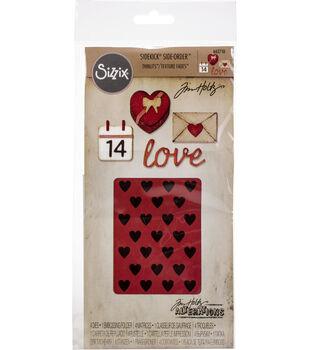 Sizzix Tim Holtz Sidekick Side-order Set-Valentine