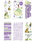 EK Success Disney Sticker Set-The Princess & The Frog