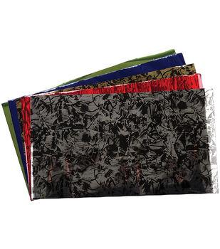 Lisa Pavelka Craft Foil Kit 6/Pkg-Multicolor Fantasy