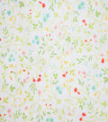 Premium Cotton Fabric-Lucy Floral Vines