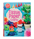 Klutz Tissue Paper Crafts Book Kit
