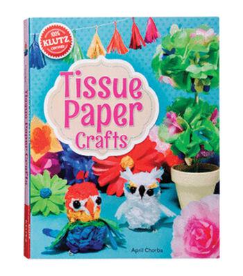 Klutz Tissue Paper Crafts Book Kit