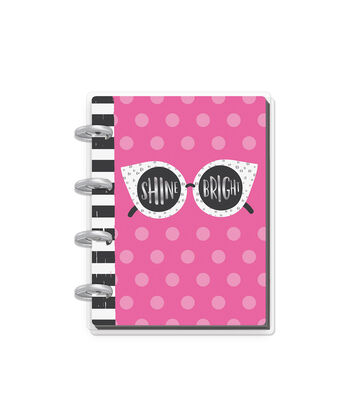 The Happy Planner Happy Notes 60-sheet Micro Notebook-Shine Bright