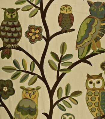 Home Decor Lightweight Decor Fabric-Regal Fabrics K-Wiseguy Autumn