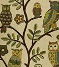 Home Decor 8\u0022x8\u0022 Fabric Swatch-Regal Wiseguy Autumn