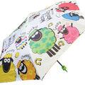 Wacky Woollies Umbrella 32\u0022X32\u0022