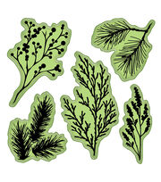 Inkadinkado Stamping Gear-Branches, , hi-res