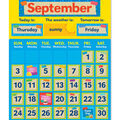 Tape It Up! Calendar Bulletin Board Set