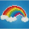 Diamond Dotz Kit-Ever Living Rainbow