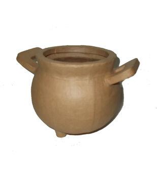 Paper Mache Cauldron