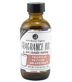 Northern Lights Fragrance Oil-Tropical Vetiver & Grapefruit
