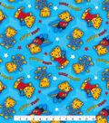Disney Junior Daniel Tiger Cotton Fabric 44\u0027\u0027-Ugga Mugga
