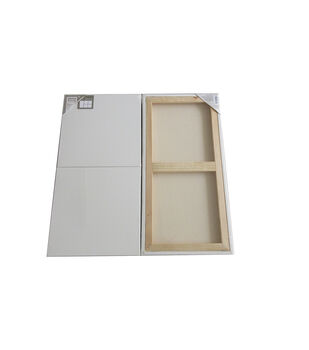 Artist Value 5 pk 12''x24'' & 12''x12'' Canvases