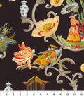 P/K Lifestyles Upholstery Fabric 54\u0027\u0027-Night East of the Moon
