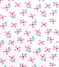 Nursery Flannel Fabric -So Loved Mini Floral