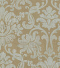 Home Decor 8\u0022x8\u0022 Fabric Swatch-Waverly Shining Moment Foil