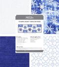 It\u0027s Sew Simple Handmade Holiday Starry Night Table Runner Kit
