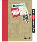 SMASH Folio 10.25\u0022X7.75\u0022-Doodle Red
