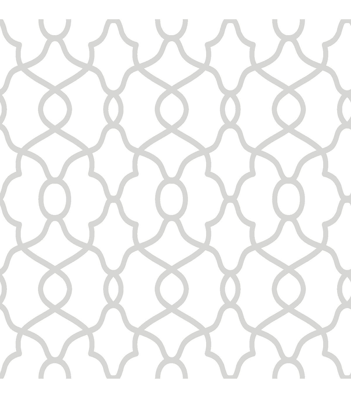 wallpaper \u0026 borders shop wallpaper rolls joannwallpops nuwallpaper peel \u0026 stick wallpaper silver clearly cool