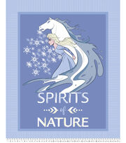 Disney Frozen 2 No Sew Fleece Throw-Spirits Of Nature, , hi-res