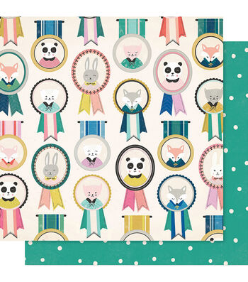 """Maggie Holmes Willow Lane Double-Sided Cardstock 12""""X12""""-Friendship"""