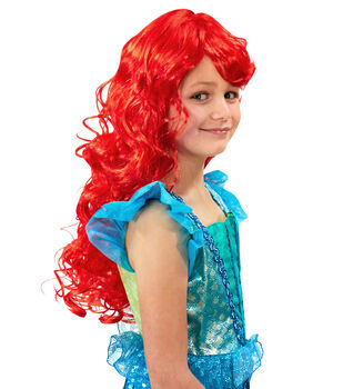 Maker's Halloween 21.5'' Children's Under the Sea Wig