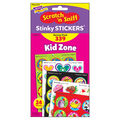 Kid Zone Stinky Stickers Variety Pack 339 Per Pack