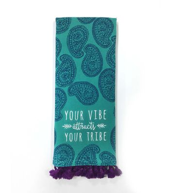 Hudson 43 Global Journey 16''x28'' French Terry Towel-Vibe