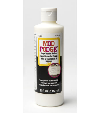 Mod Podge 8 oz Photo Transfer-Clear