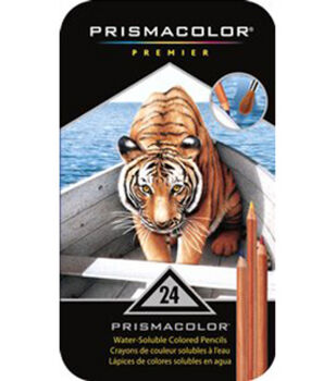 Prismacolor Watercolor Pencils 24/Pkg