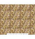 Novelty Cotton Fabric -Photoreal Dog Bones