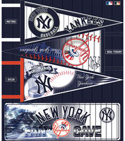 New York Yankees Felt Fabric Panel 36''-Pennant, , hi-res
