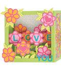 Spellbinders Shapeabilities Dies By Marisa Job-Flower Box .35\u0022 To 7.5\u0022