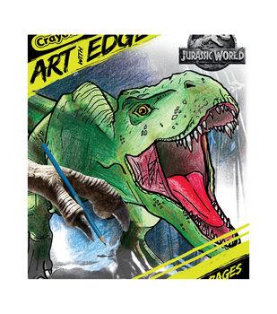 Crayola Art W/Edge Coloring Book-Jurassic World II
