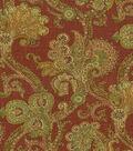 Home Decor 8\u0022x8\u0022 Fabric Swatch-Treasure Ruby