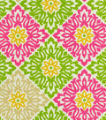 Home Decor Print Fabric- Waverly - Sweet Things Punch