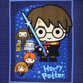 Harry Potter 48\u0022 No Sew Throw-Kawaii Rookie Wizards