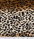 Halloween Suede Fabric 57\u0027\u0027-Leopard