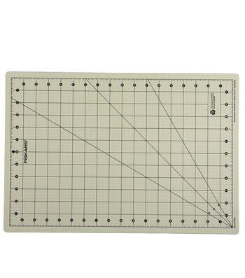 """Fiskars Eco Cutting Mat (12"""" x 18"""")"""