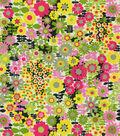 Home Decor 8\u0022x8\u0022 Fabric Swatch-PKL Get Happy Meadow