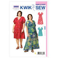 Kwik Sew Womens Dress-K3868