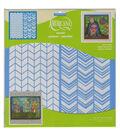 DecoArt Americana 12\u0027\u0027x12\u0027\u0027 Stencil-Split Angles