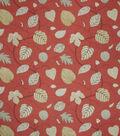 Home Decor 8\u0022x8\u0022 Fabric Swatch-Eaton Square Kiki Rouge
