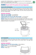 Kwik Sew Crafts Home Accessory-K3886