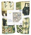 No Sew Fleece Throw 72\u0022-Lodge Woodland