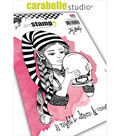 Carabelle Studio Cling Stamp A6 By Jen Bishop-A Night To Dream