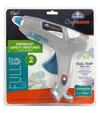 Elmer's CraftBond Full Size Dual-Temp Glue Gun